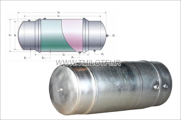 فروش و نصب منبع دو جداره موتورخانه